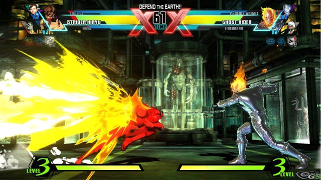 Ultimate Marvel vs Capcom 3 - Immagine 52704