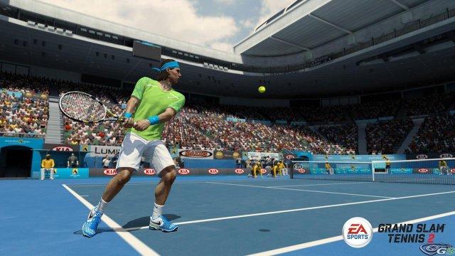 Grand Slam Tennis 2 immagine 54100