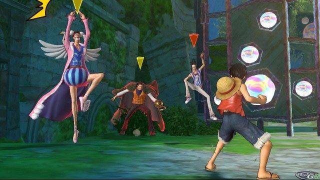 One Piece: Pirate Warriors immagine 62330