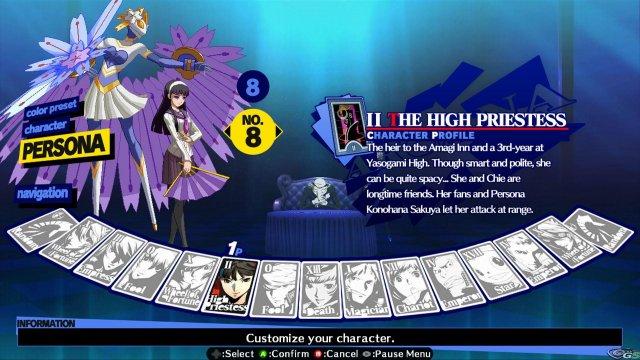 Persona 4 Arena - Immagine 61699