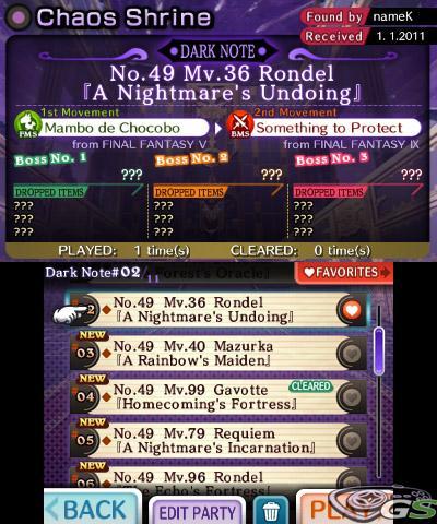 Theatrhythm: Final Fantasy - Immagine 60885