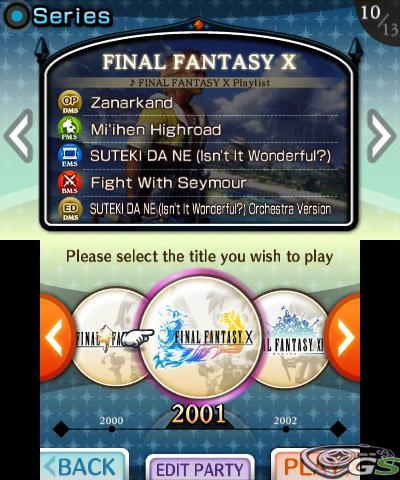 Theatrhythm: Final Fantasy immagine 60891