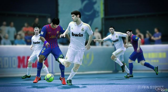 FIFA Street 2012 immagine 55186