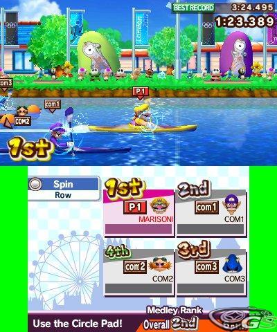 Mario & Sonic ai giochi olimpici di Londra 2012 - Immagine 63026