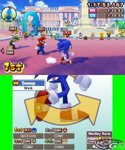 Mario & Sonic ai giochi olimpici di Londra 2012 - Immagine 63027