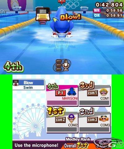 Mario & Sonic ai giochi olimpici di Londra 2012 - Immagine 63029
