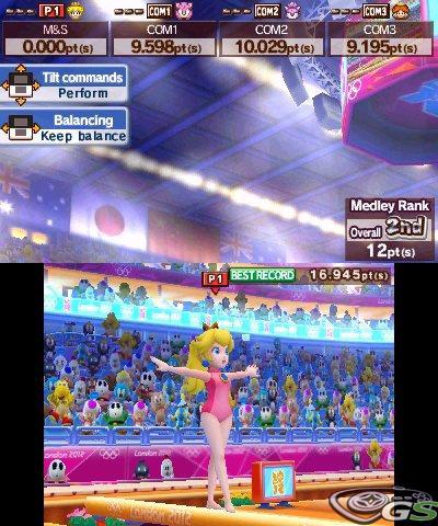 Mario & Sonic ai giochi olimpici di Londra 2012 - Immagine 63030