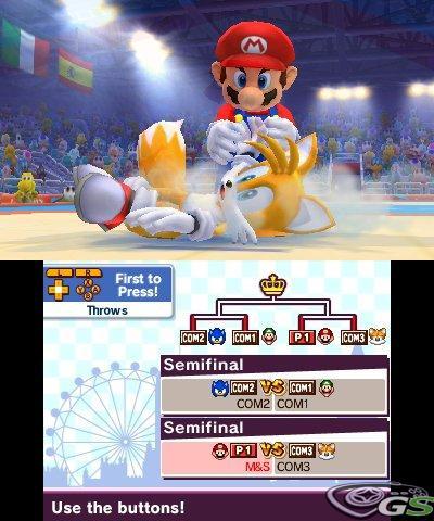 Mario & Sonic ai giochi olimpici di Londra 2012 - Immagine 63036