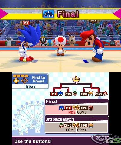 Mario & Sonic ai giochi olimpici di Londra 2012 - Immagine 63037