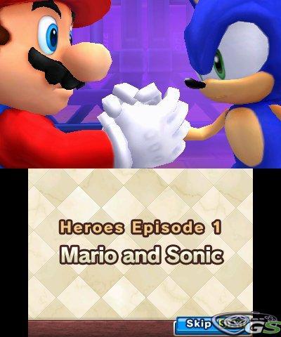 Mario & Sonic ai giochi olimpici di Londra 2012 - Immagine 63044
