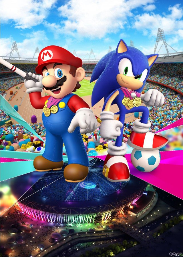 Mario & Sonic ai giochi olimpici di Londra 2012 immagine 63045