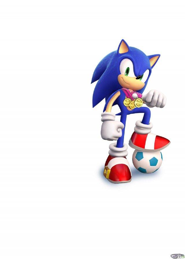 Mario & Sonic ai giochi olimpici di Londra 2012 immagine 63046