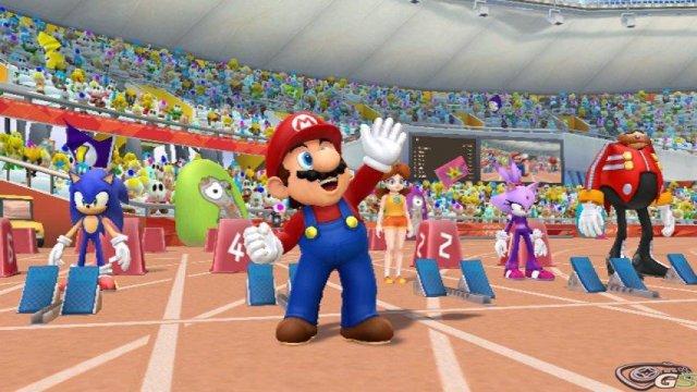 Mario & Sonic ai giochi olimpici di Londra 2012 immagine 63047