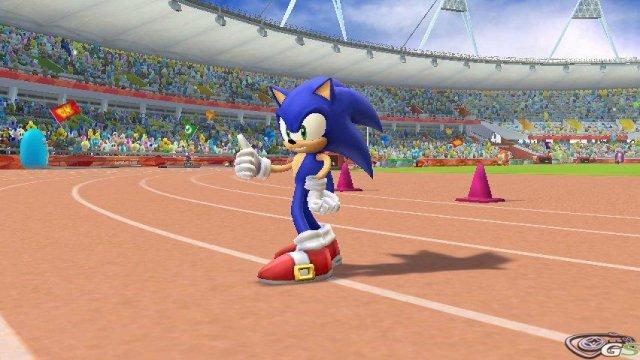 Mario & Sonic ai giochi olimpici di Londra 2012 immagine 63048