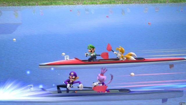 Mario & Sonic ai giochi olimpici di Londra 2012 immagine 63049