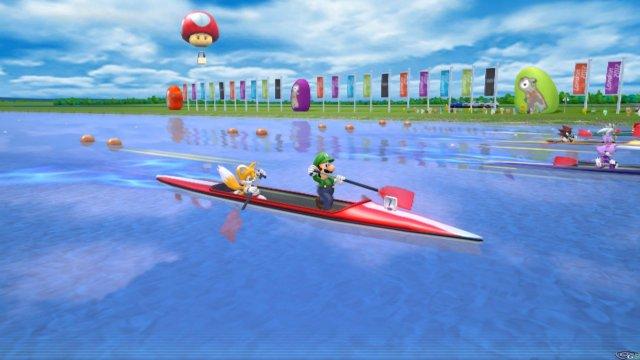 Mario & Sonic ai giochi olimpici di Londra 2012 immagine 63050