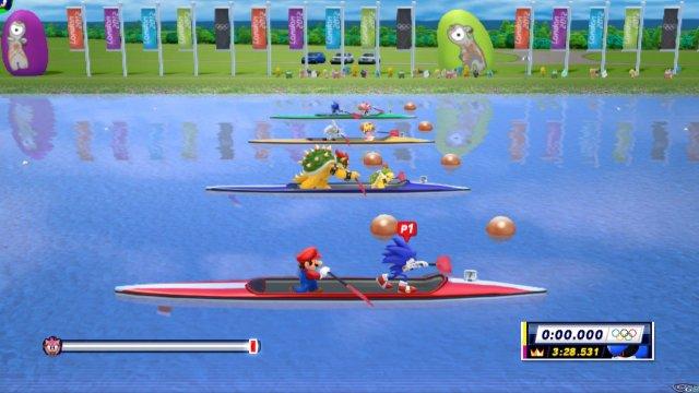 Mario & Sonic ai giochi olimpici di Londra 2012 immagine 63051