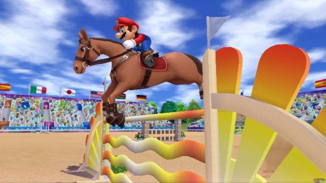Mario & Sonic ai giochi olimpici di Londra 2012 immagine 63052
