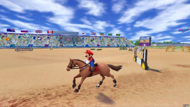 Mario & Sonic ai giochi olimpici di Londra 2012 immagine 63053