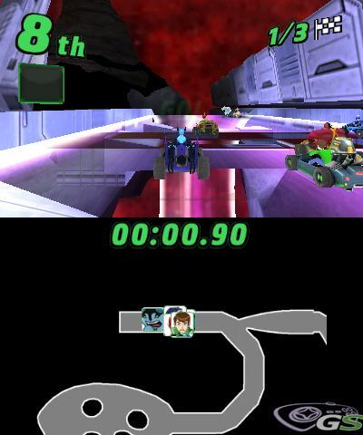 Ben 10 Galactic Racing immagine 56682