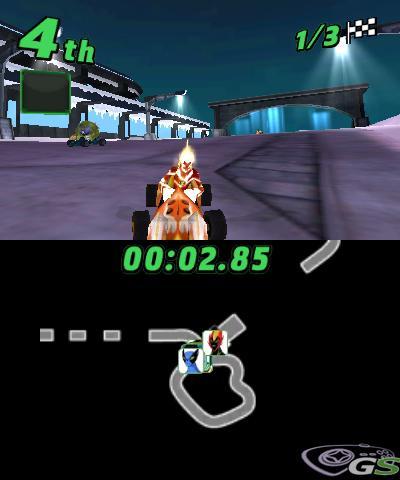 Ben 10 Galactic Racing immagine 56684
