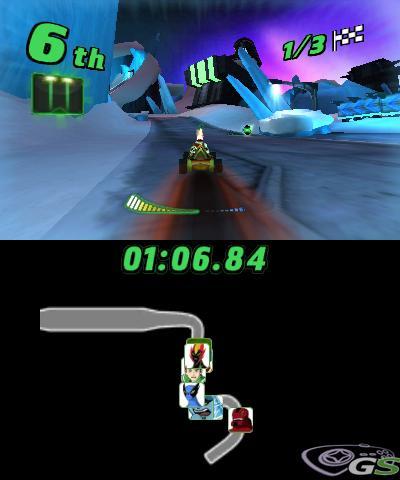 Ben 10 Galactic Racing immagine 56686
