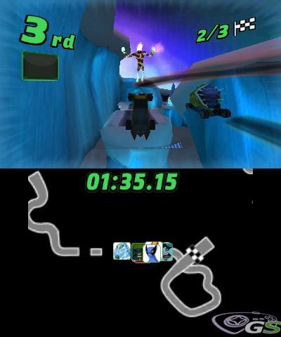 Ben 10 Galactic Racing immagine 56687
