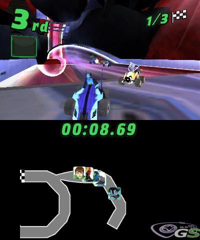 Ben 10 Galactic Racing immagine 56688