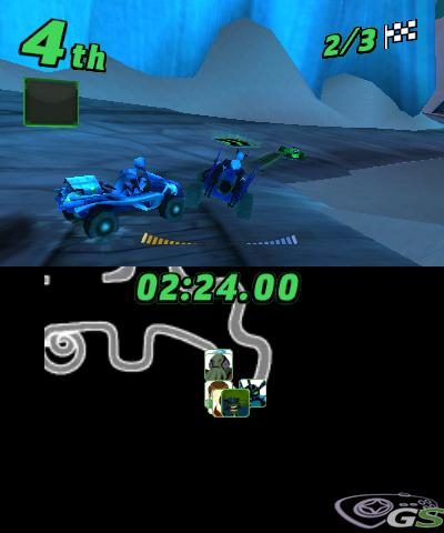 Ben 10 Galactic Racing immagine 56691