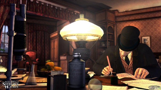 The Testament of Sherlock Holmes immagine 64200