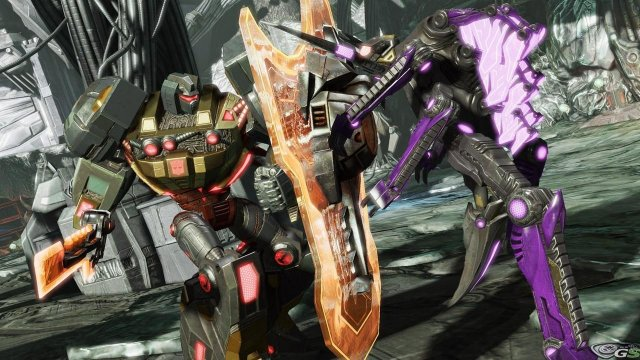 Transformers: Fall of Cybertron immagine 63764