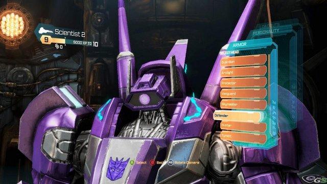 Transformers: Fall of Cybertron immagine 63766