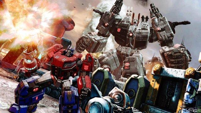 Transformers: Fall of Cybertron immagine 63768