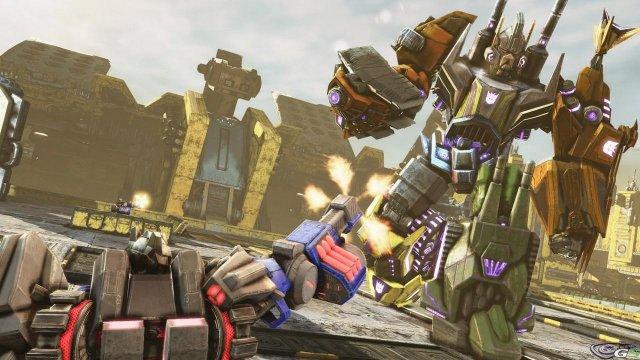 Transformers: Fall of Cybertron immagine 63778