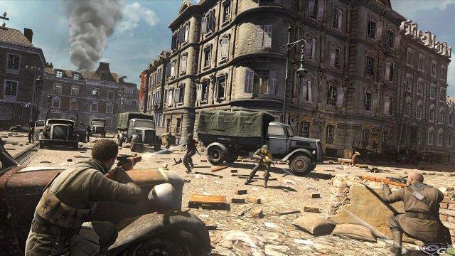 Sniper Elite V2 immagine 58274