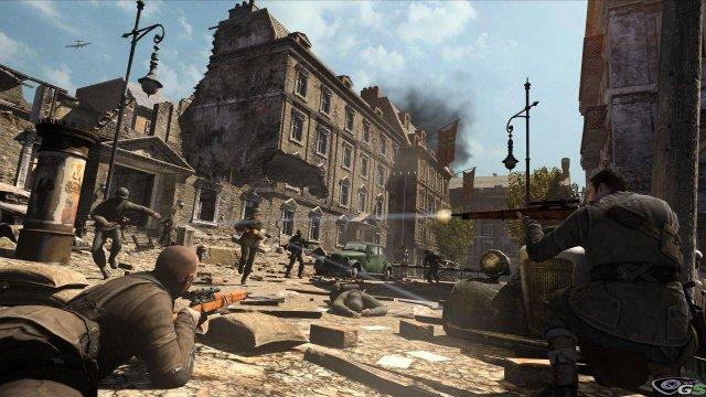 Sniper Elite V2 immagine 58292