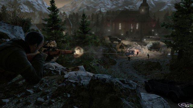 Sniper Elite V2 immagine 58295