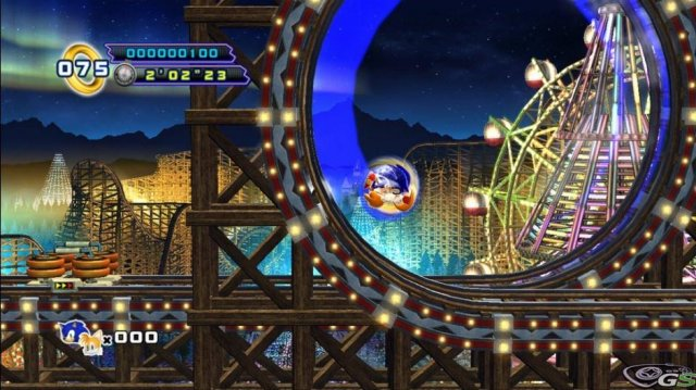 Sonic 4 Episode 2 immagine 56445
