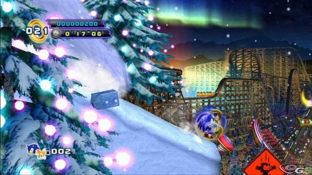 Sonic 4 Episode 2 immagine 56456