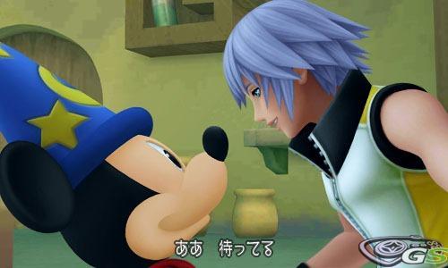 Kingdom Hearts 3D: Dream Drop Distance - Immagine 53895