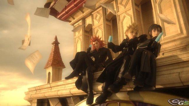 Kingdom Hearts 3D: Dream Drop Distance - Immagine 57098