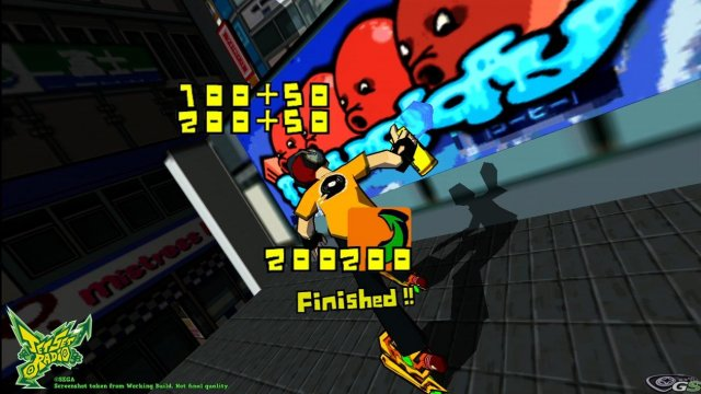 Jet Set Radio HD immagine 55628