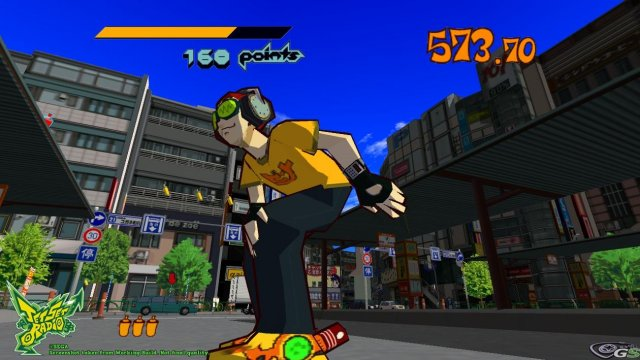 Jet Set Radio HD immagine 55629