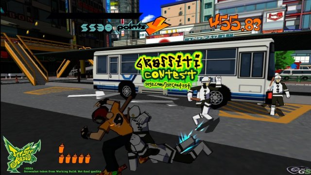 Jet Set Radio HD immagine 55632