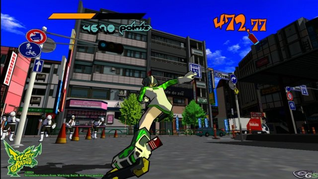 Jet Set Radio HD immagine 55634