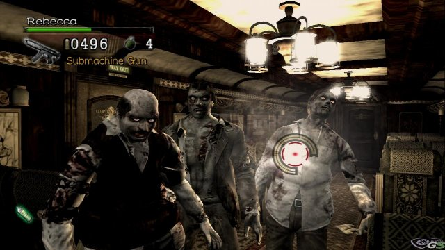 Resident Evil Chronicles: HD Collection immagine 56522