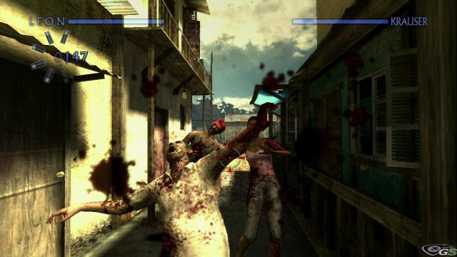 Resident Evil Chronicles: HD Collection immagine 56527