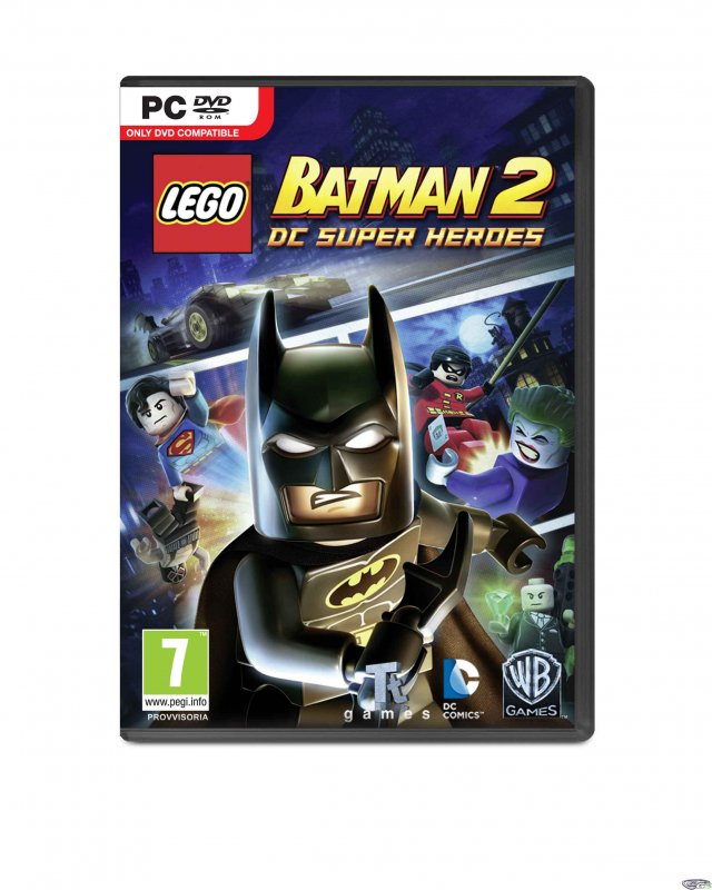 LEGO Batman 2: DC Superheroes immagine 57134