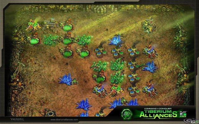 Command & Conquer Tiberium Alliances immagine 56699