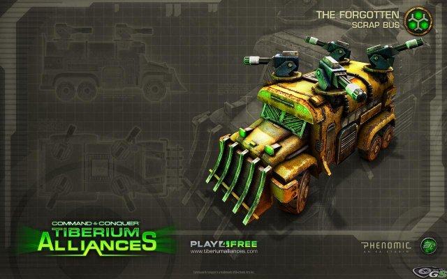 Command & Conquer Tiberium Alliances immagine 56700